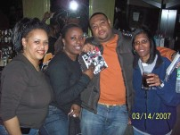 Me, Sweetlocs, Brian and Tracy