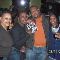 Me, Sweetlocs, Brian and Tracy