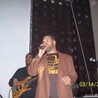 Eric Roberson (ERRO) Host of Sol Village