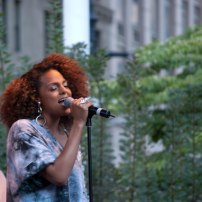 Marsha Ambrosius at J & R Music Festival