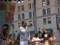 Carl Thomas at the J & R Music Festival