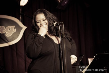Maysa at BBKing's NYC