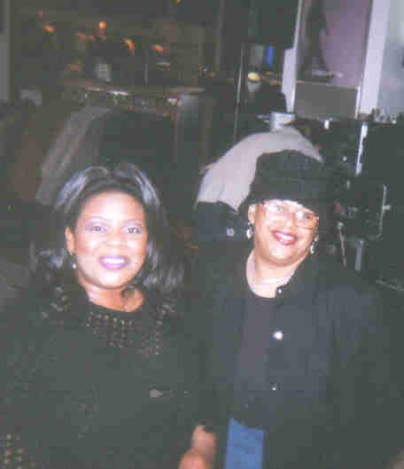 Maysa and me